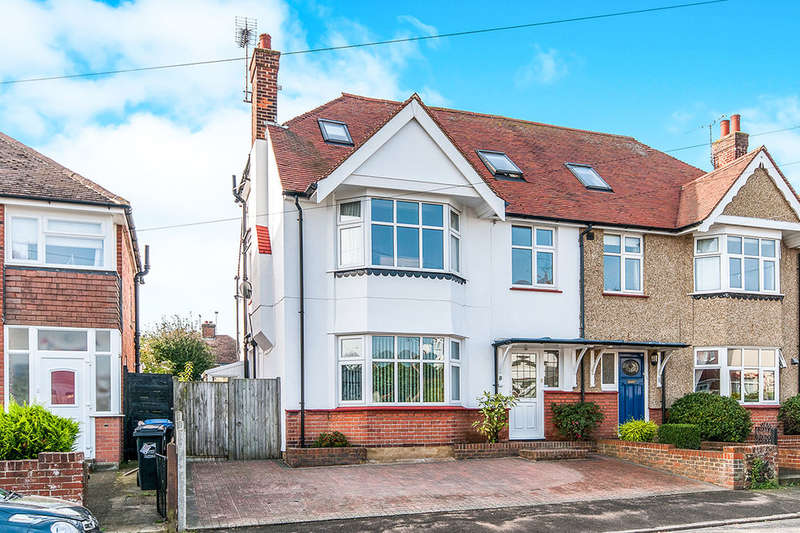 6 Bedrooms Semi Detached House for sale in St. Mildreds Avenue, Broadstairs, CT10