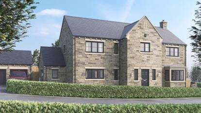 5 Bedrooms Detached House for sale in Huthwaite Lane, Thurgoland, South Yorkshire