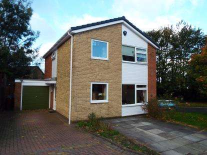 4 Bedrooms Detached House for sale in Carr Meadow, Bamber Bridge, Preston, Lancashire