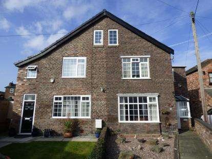 3 Bedrooms Semi Detached House for sale in Alexandra Road, Crosby, Liverpool, Merseyside, L23