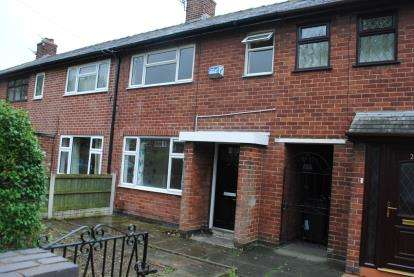 2 Bedrooms Terraced House for sale in Poplars Avenue, Warrington, Cheshire, WA2