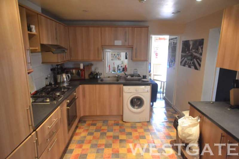8 Bedrooms Terraced House for rent in Hamilton Road, Reading