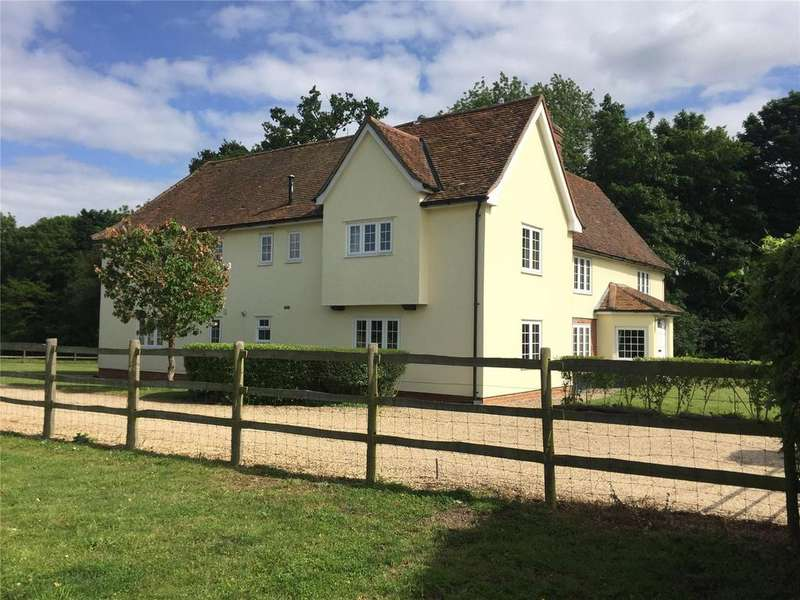 5 Bedrooms Equestrian Facility Character Property for sale in Dedham, Nr Colchester, Essex/Suffolk Boarders, CO7