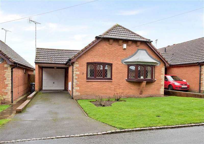2 Bedrooms Detached Bungalow for sale in 7, Bearnett Drive, Lower Penn, Wolverhampton, South Staffordshire, WV4