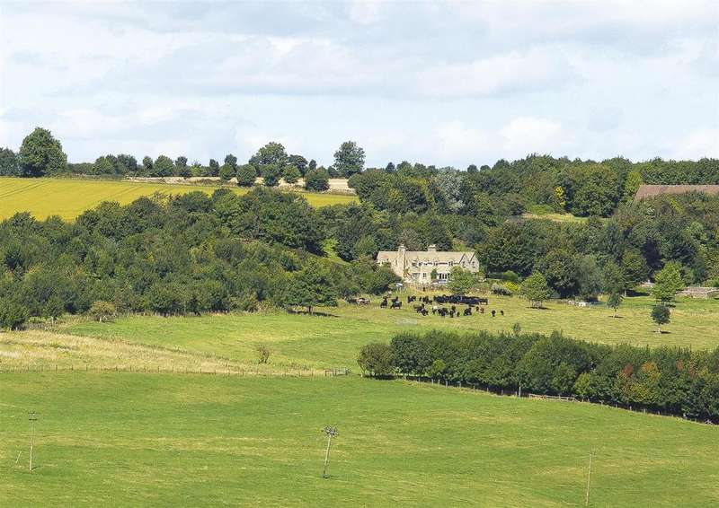 6 Bedrooms Country House Character Property for sale in Rendcomb, Cirencester