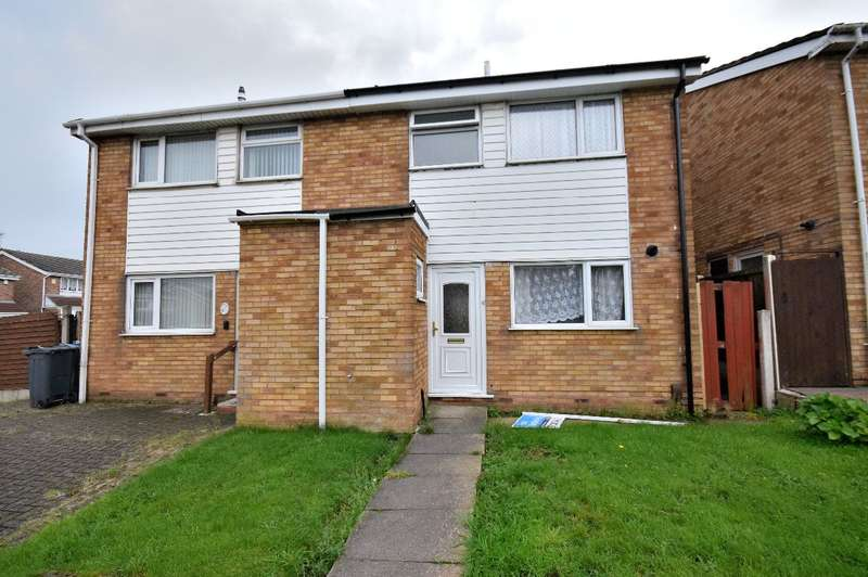 3 Bedrooms Semi Detached House for sale in Francis Ward Close B71 2PZ