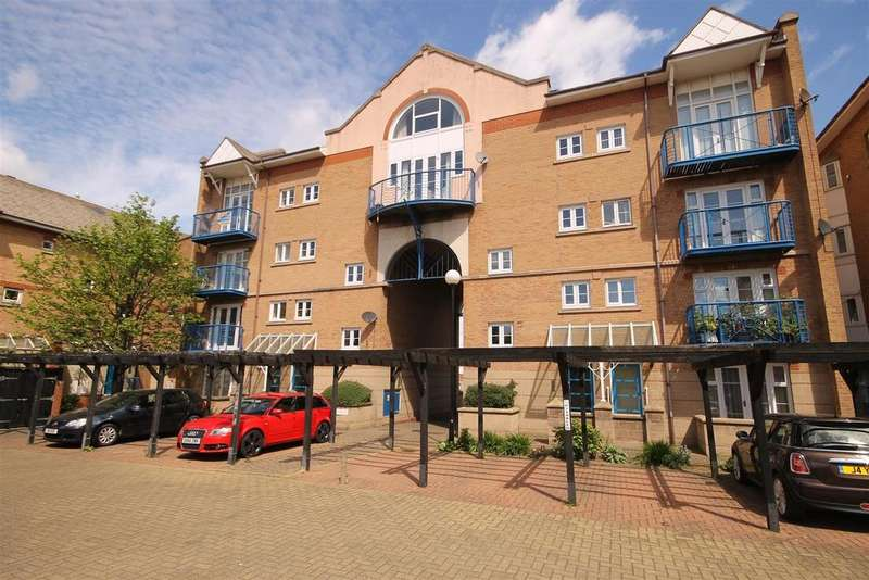2 Bedrooms Apartment Flat for sale in Spinnaker House, Marina, Hartlepool