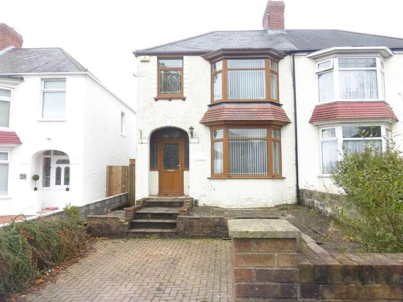3 Bedrooms Semi Detached House for sale in Cockett Road, Cockett, Swansea
