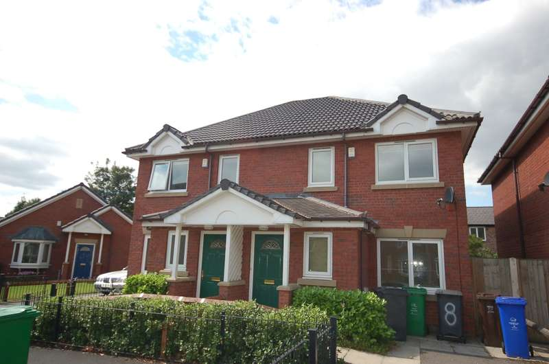 3 Bedrooms Semi Detached House for sale in Oakham Avenue , Manchester , M20