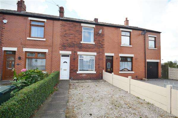2 Bedrooms Terraced House for sale in Arnold Place, Chorley