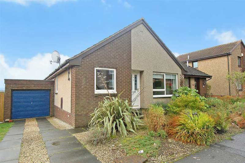 3 Bedrooms Semi Detached Bungalow for sale in Morlich Place, Dalgety Bay