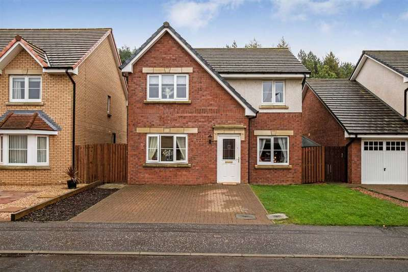 4 Bedrooms Detached Villa House for sale in Fieldfare View, Dunfermline