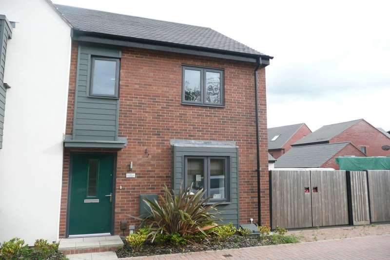 3 Bedrooms Semi Detached House for sale in Turold Mews, Telford, TF3