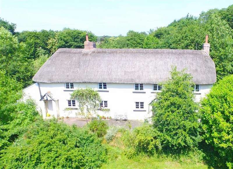 4 Bedrooms Detached House for sale in Winkleigh, EX19