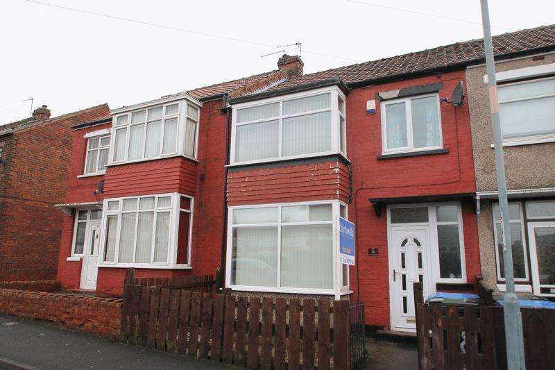 3 Bedrooms Terraced House for sale in Stratford Crescent, West Lane