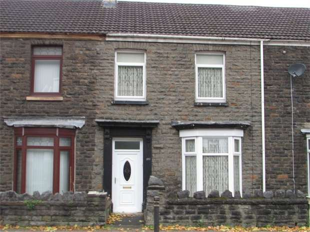 2 Bedrooms Terraced House for sale in Neath Road, Briton Ferry, Neath, West Glamorgan