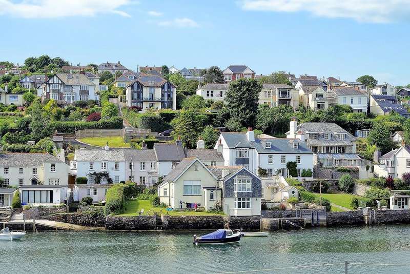 6 Bedrooms Detached House for sale in Yealm Road, Newton Ferrers, Plymouth, Devon, PL8