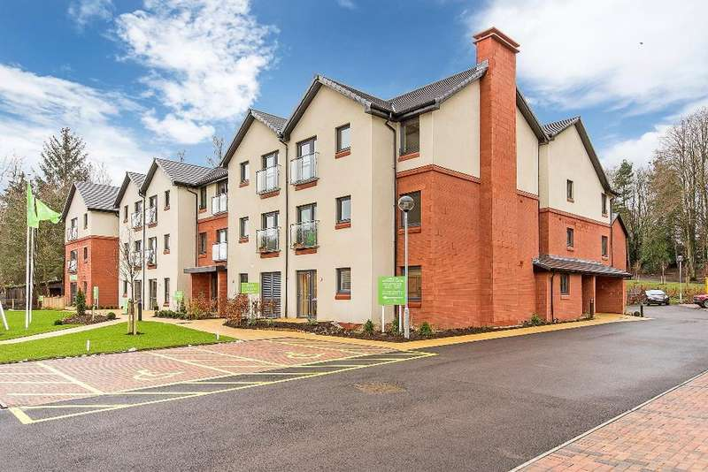 2 Bedrooms Apartment Flat for sale in Darroch Gate, Coupar Angus Road, Blairgowrie, Perthshire, PH10 6JN