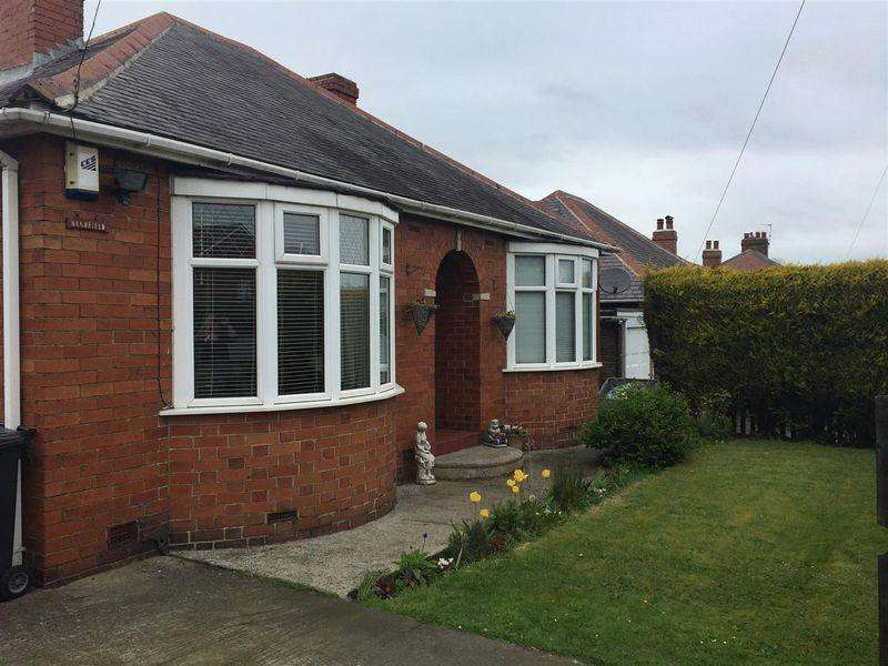 2 Bedrooms Bungalow for sale in Hughfield, Burradon Road, Annitsford