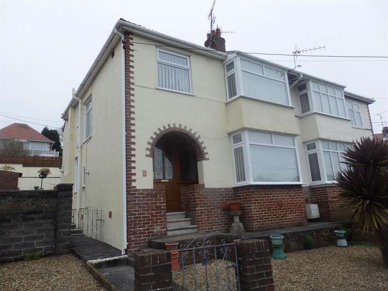 3 Bedrooms Semi Detached House for sale in Hillside, Furnace, Llanelli