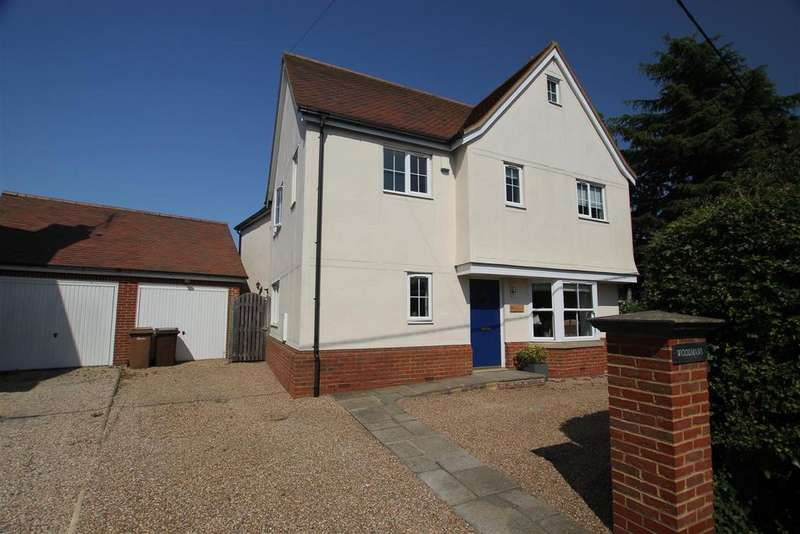 4 Bedrooms Detached House for sale in Howe green, Chelmsford