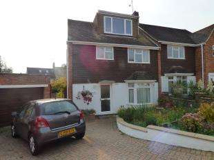 4 Bedrooms Semi Detached House for sale in Spruce Close, Larkfield, Aylesford