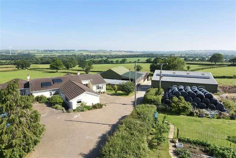 6 Bedrooms Bungalow for sale in Spreyton, Crediton, Devon, EX17