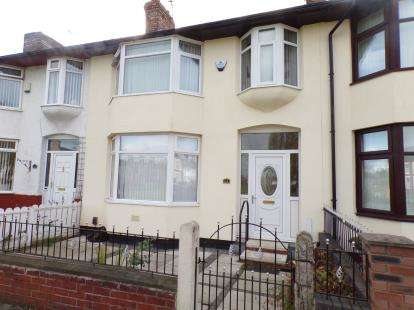 3 Bedrooms Terraced House for sale in Willowdale Road, Walton, Liverpool, Merseyside, L9
