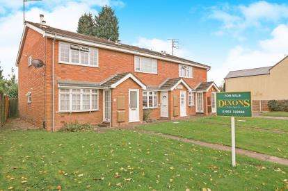 2 Bedrooms Flat for sale in Richmond Mews, Merridale Road, Wolverhampton, West Midlands