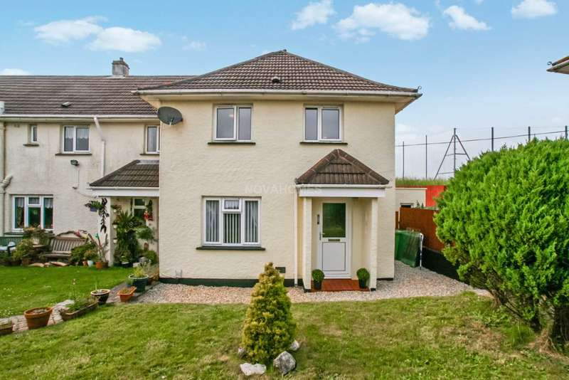 3 Bedrooms Terraced House for sale in Roberts Road, Shore Point, Plymouth, PL5 1DN