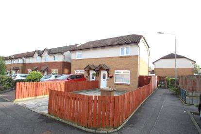 2 Bedrooms Semi Detached House for sale in Ard Court
