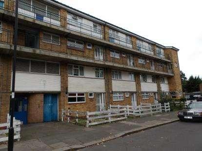 2 Bedrooms Maisonette Flat for sale in St Mary's Road, Lower Edmonton, London