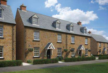 4 Bedrooms Semi Detached House for sale in The Lays, Deddington