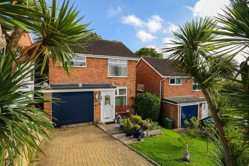 3 Bedrooms Detached House for sale in Bligh Close, Teignmouth