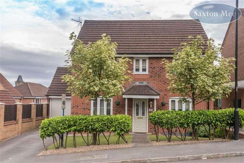 4 Bedrooms Detached House for sale in Westwood Close, Wadsley Park Village, Sheffield, S6