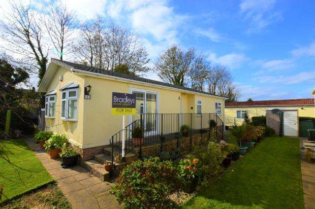2 Bedrooms Detached Bungalow for sale in Rosewarne Park, Higher Enys Road, Camborne, Cornwall