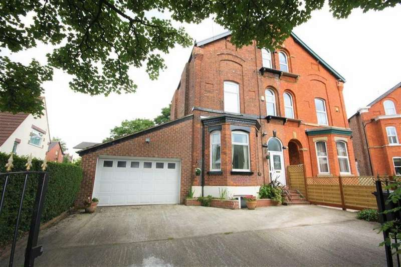 6 Bedrooms Semi Detached House for sale in Woodlands Road, Sale