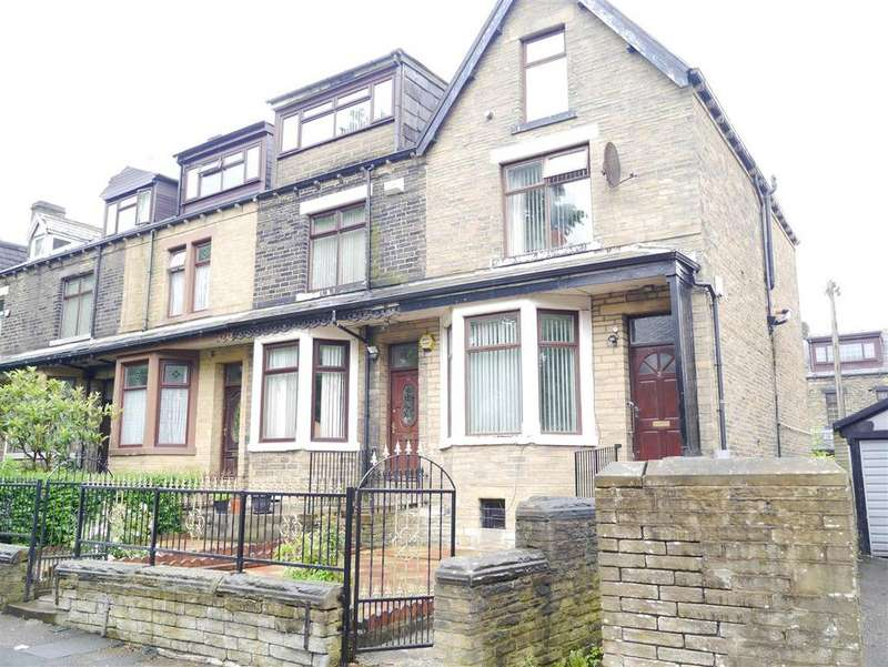 4 Bedrooms End Of Terrace House for sale in Silverhill Road, Bradford Moor, Bradford, BD3 7EP