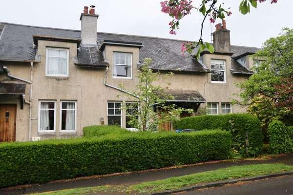 2 Bedrooms Terraced House for sale in 10 North View, Bearsden, Glasgow, G61 1NY