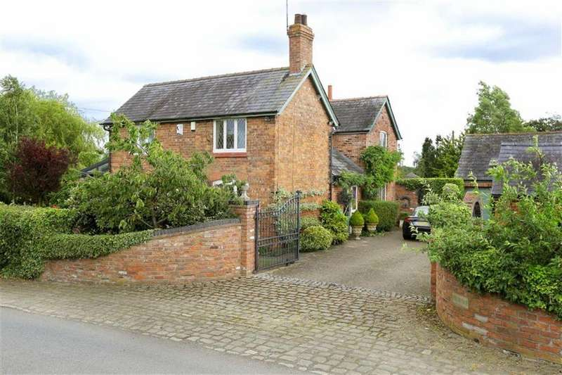 4 Bedrooms Cottage House for sale in Coole Lane, Audlem, Cheshire