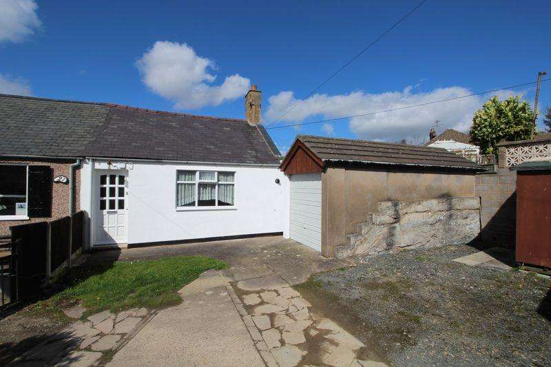 2 Bedrooms Semi Detached Bungalow for sale in Pant Hill, Wrexham