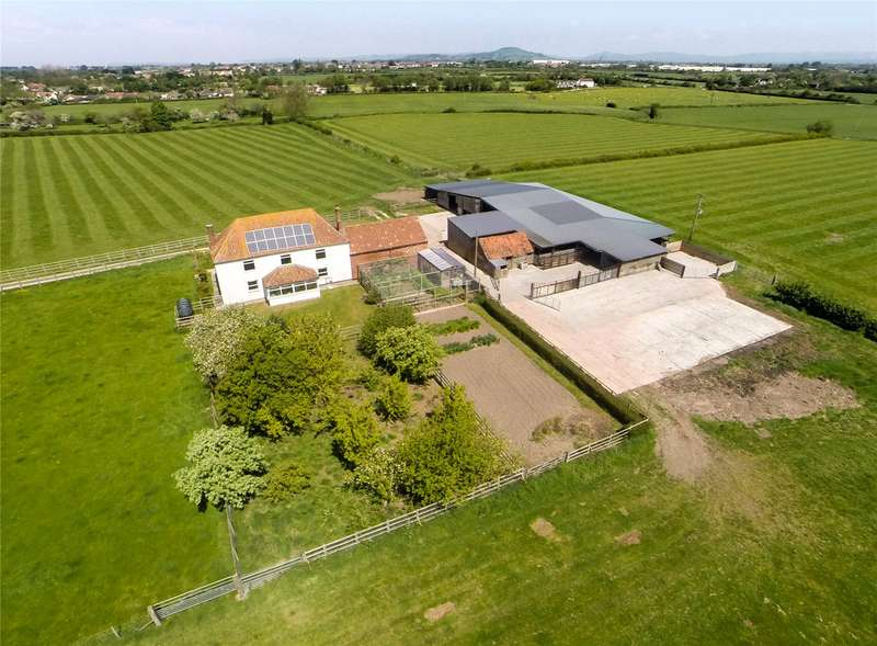 House for sale in Main Road, West Huntspill, Highbridge, Somerset, TA9