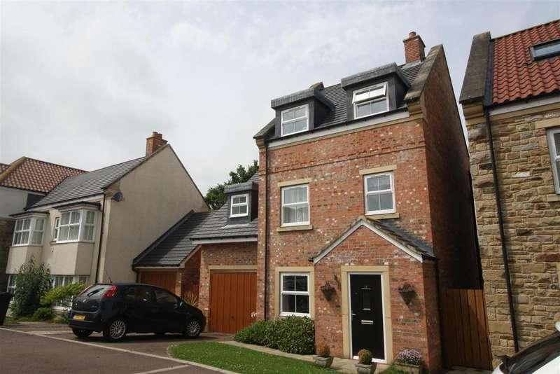 4 Bedrooms Detached House for sale in St. Andrews Park, Sadberge, Darlington