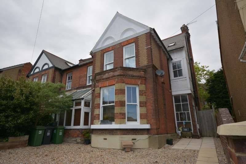 7 Bedrooms Semi Detached House for sale in Springfield Road, St. Leonards-On-Sea