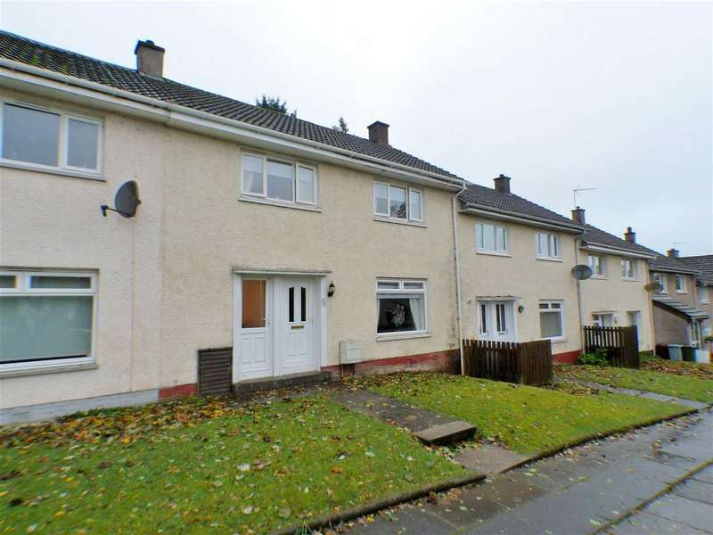 3 Bedrooms Terraced House for sale in Lindores Drive, West Mains, EAST KILBRIDE