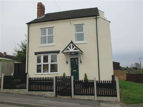 3 Bedrooms Detached House for rent in Great Northen Road, Eastwood, Nottingham