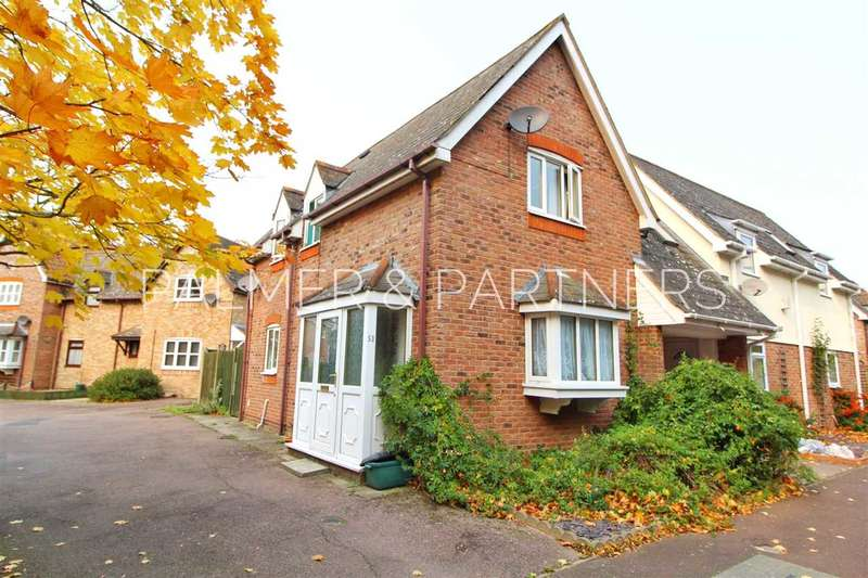 2 Bedrooms House for sale in Victoria Gardens, Highwoods, Colchester