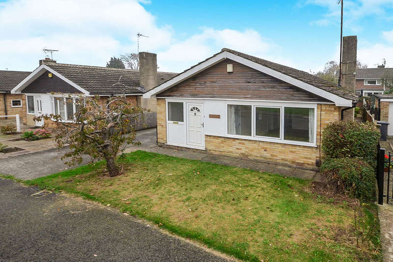 3 Bedrooms Bungalow for sale in Huntsmans Walk, York, YO24