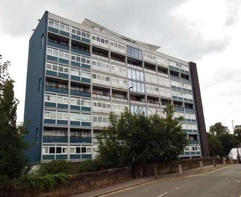 2 Bedrooms Duplex Flat for sale in Spon Gate House, Upper Spon Street, Coventry, West Midlands, CV1 3GW
