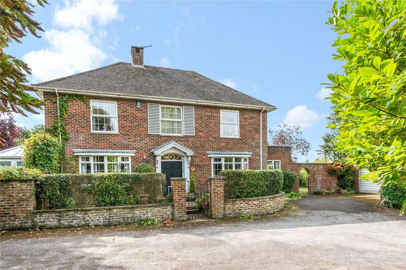 3 Bedrooms Detached House for sale in Harnham Road, Salisbury, Wiltshire, SP2